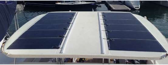 Lensun Flexible Solar Panels Are Ideal For Travel