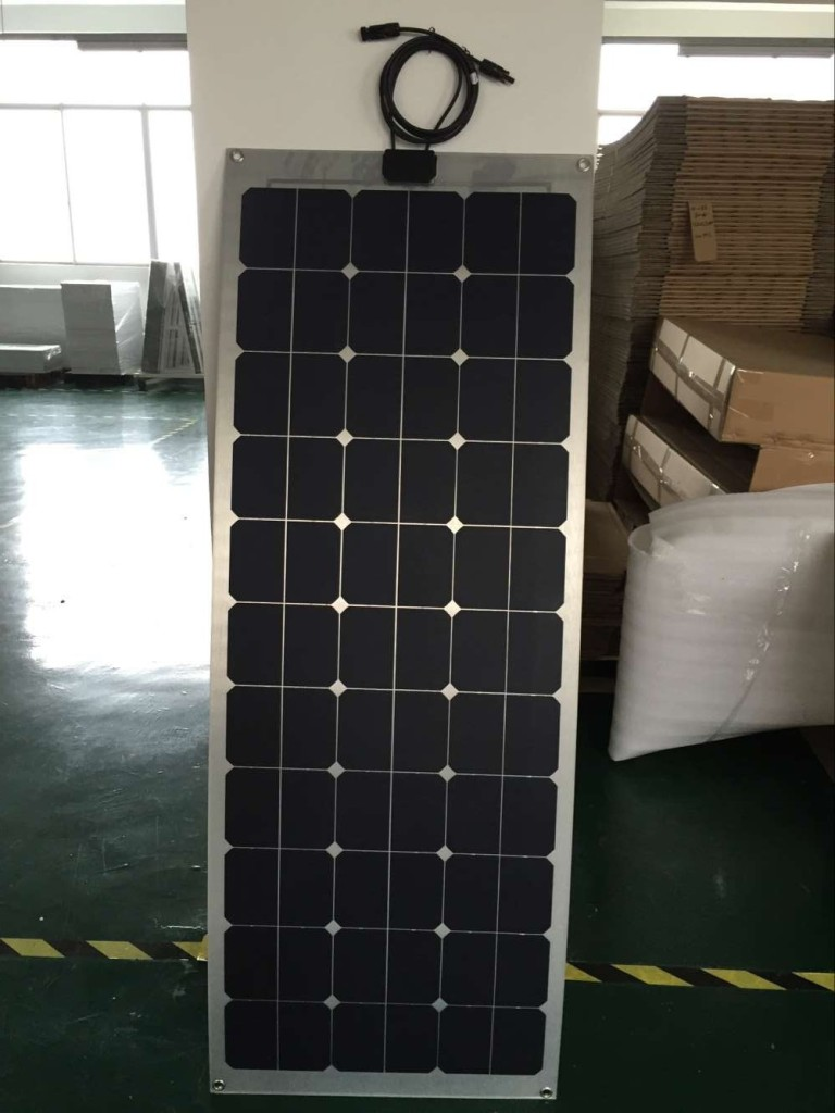 Lensun 140W flexible Solar Panel solar power solar electric solar energy