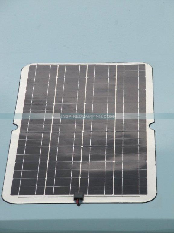 Review for Lensun 80W flexible solar panels-camping caravan-van-motorhome