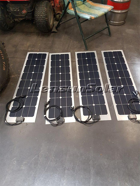 200W-12v-sunpower-solar-cells-mono-flexible-solar-panel-Lensun-solar-energy