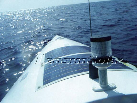 Lensun solar 100W flexible solar panel
