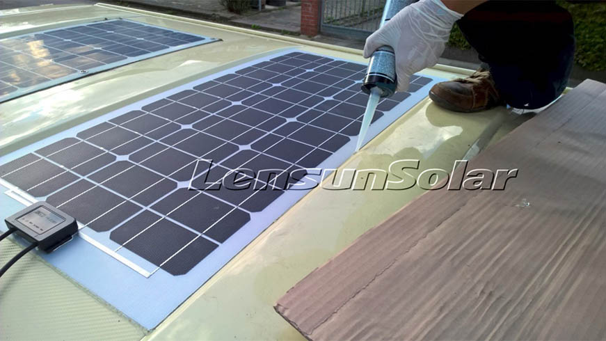 Review Lensun Solar Panel Lensunsolar