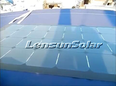 Lensun-100W-monocrystal-flexible-solar-panel-power-for-12V-charge-batteries-sunpower-solar-cells-ETFE-yacht-boat-motorhome-rvs-caravan-car-bus-camping-van-camper