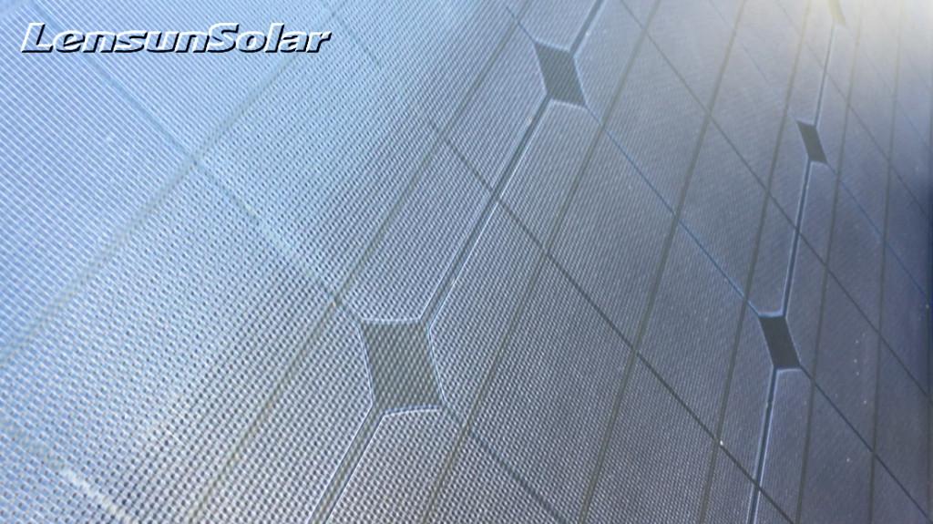 Lensun-ETFE-Coating-film-lamination-80W-flexible-solar-panel-black-solar-power-electric
