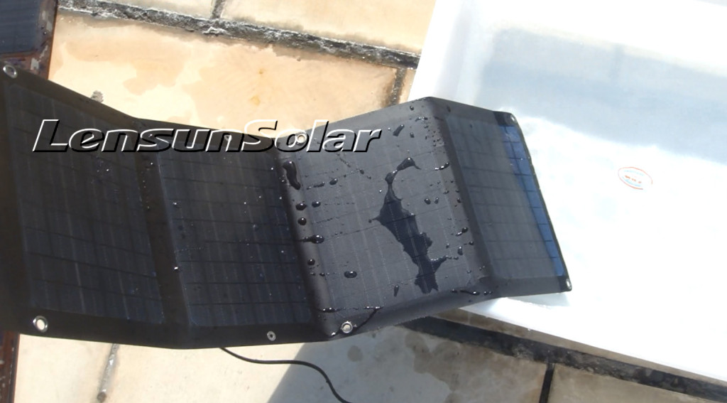 Lensun-ETFE-Laminated-technology-folding-portable-solar-chargers-waterproof-logo