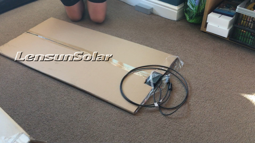 Lensun-strong-inside-package-flexible-solar-panel-protect-from-damage-in-transit
