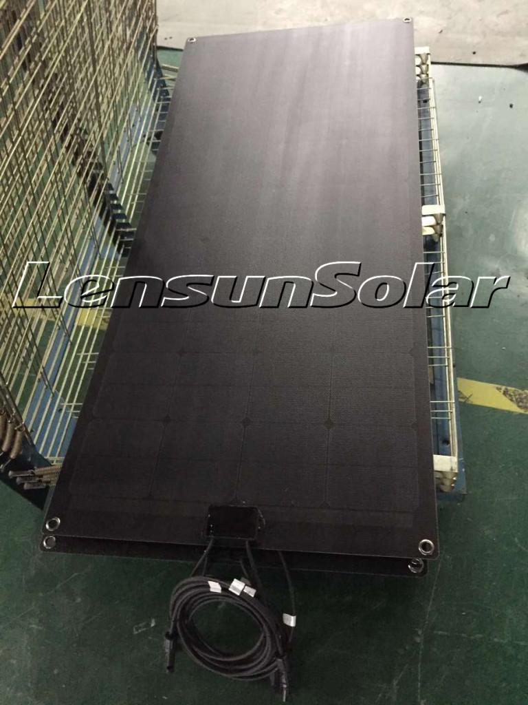 Lensun-Solar-Energy-power-system-full-black-solar-panel-50W-100W