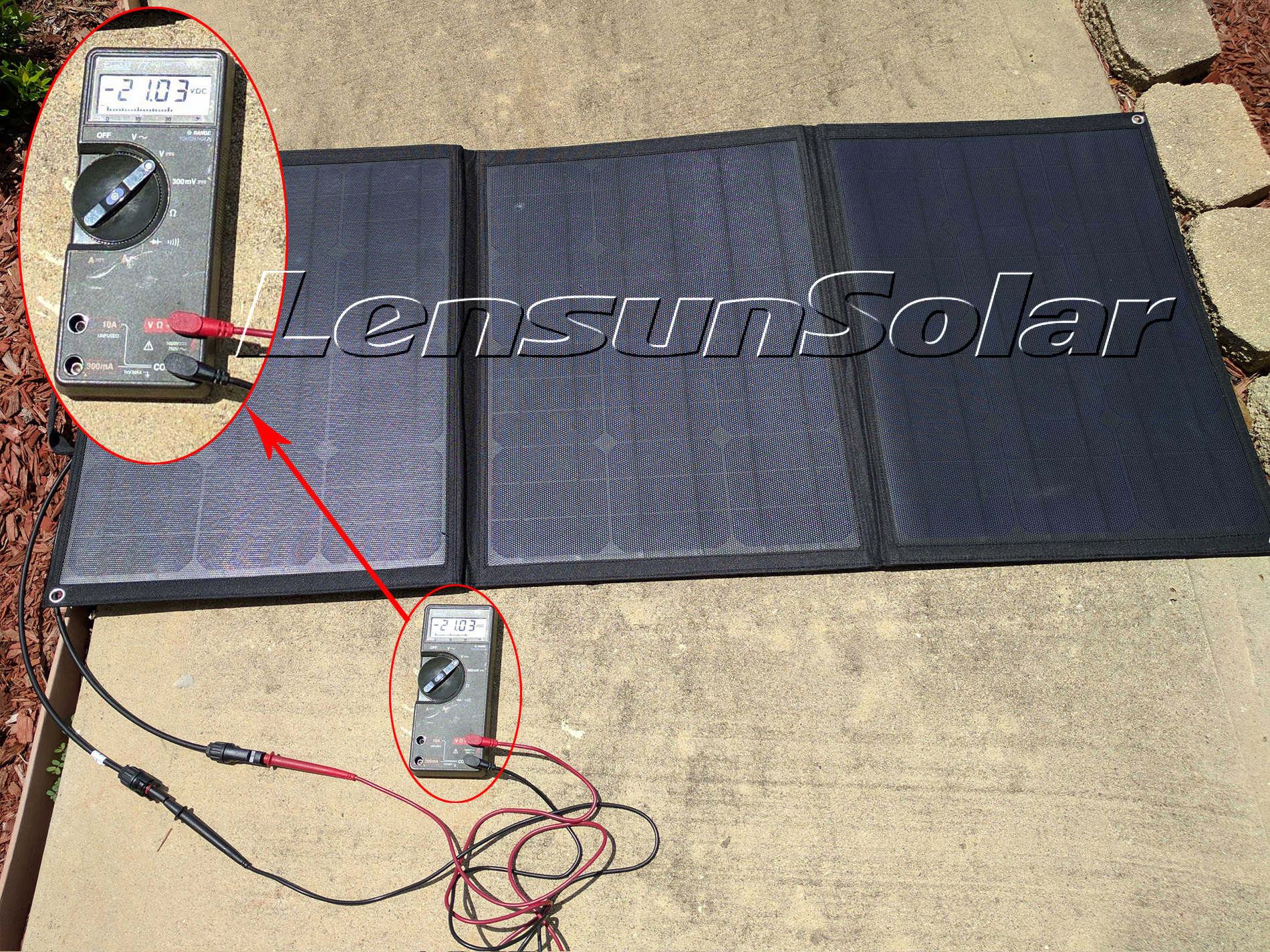 How to Use Multimeter to Measure Volts and Amps of Solar
