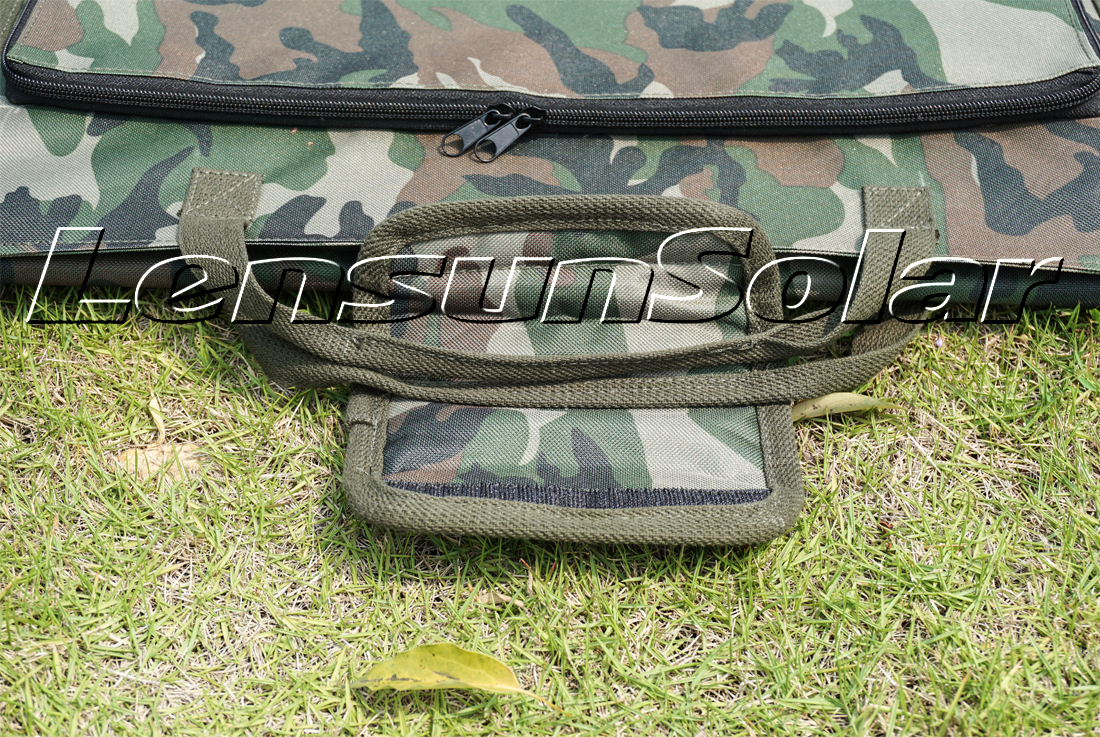 New Product New Design Lensun Camouflage 100w 12v