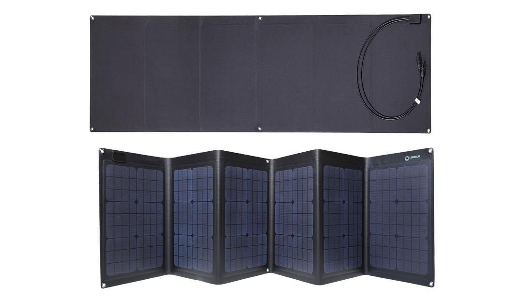 Lensun-100W-folding-panel-ETFE-Solar-Charge-portable-power