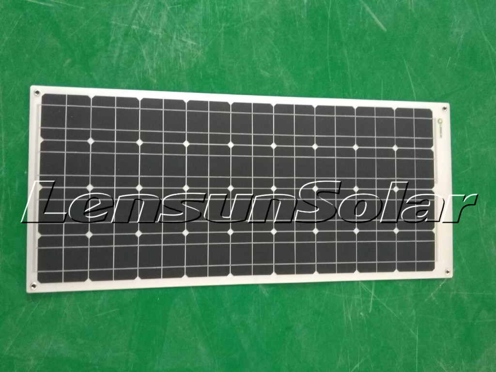 Lensun Provides Customizing Services Of Flexible Solar