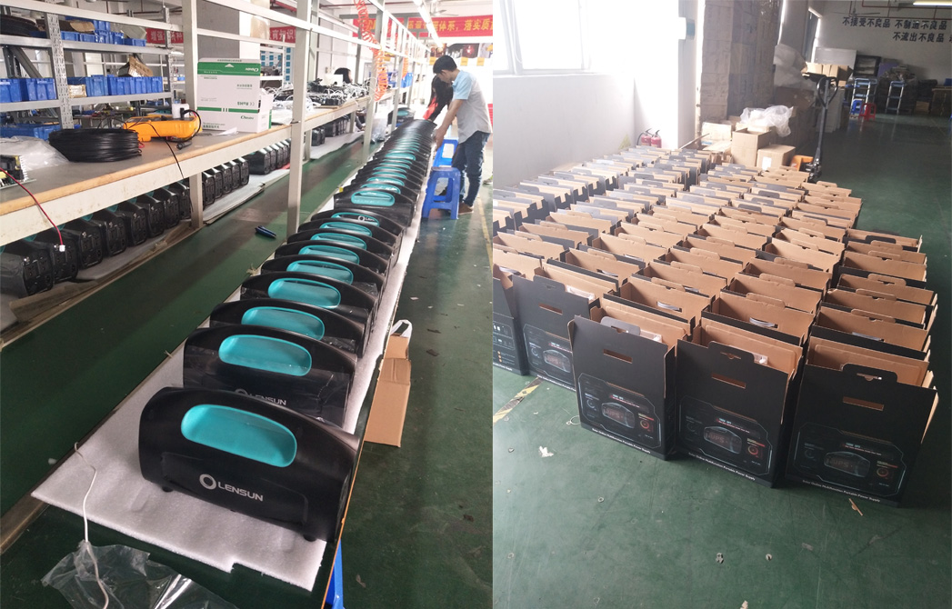 Lensun-500W-power-station-solar-generator-color-package