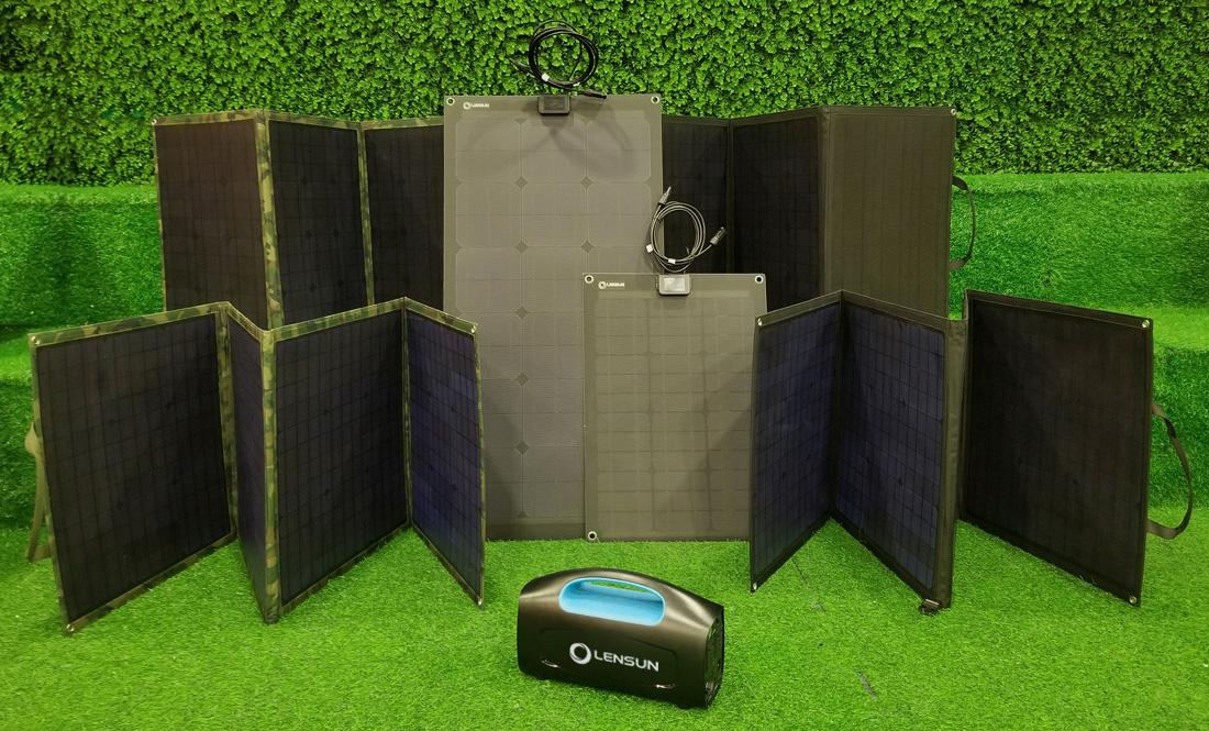 Lensun-power-station-solar-generator