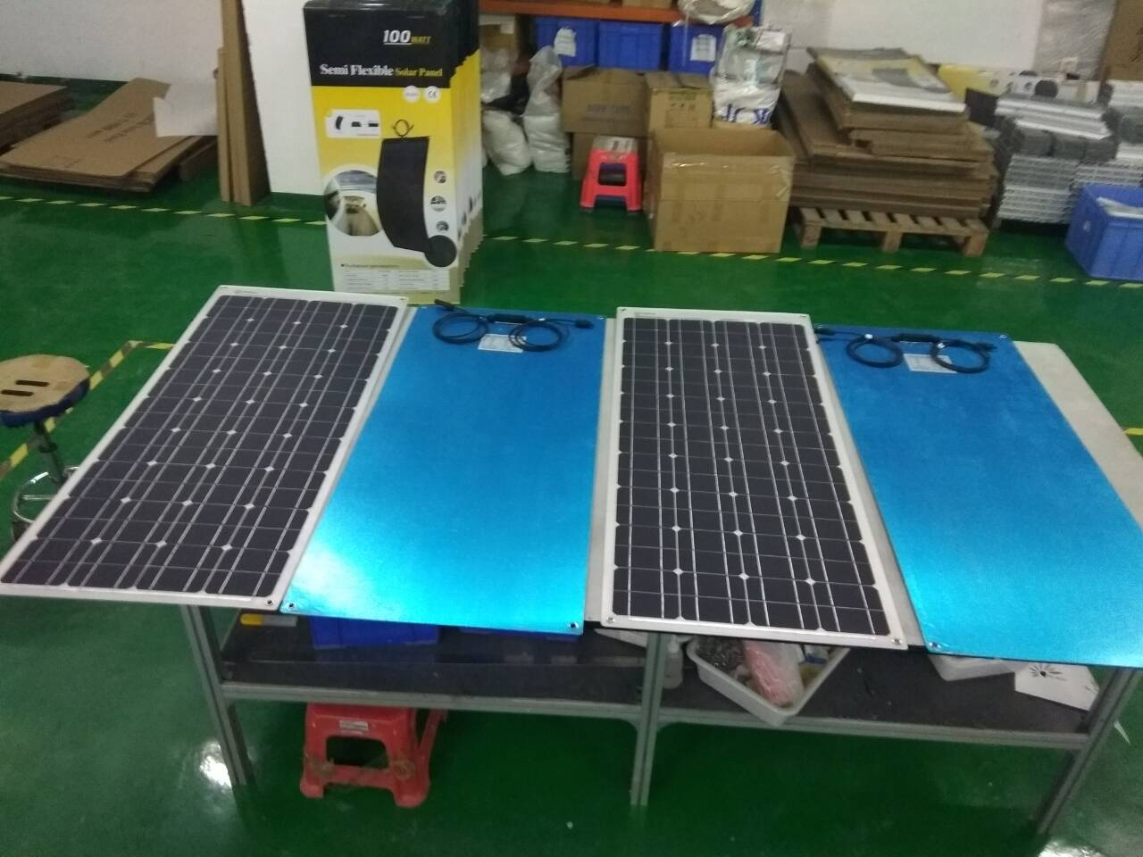 Lensun-100W-customizing-flexible-ETFE-solar-panel