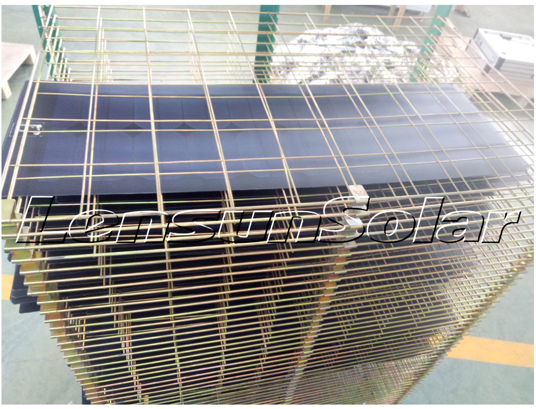 Ordering 100pcs Lensun Custom 42w Black Etfe Flexbile