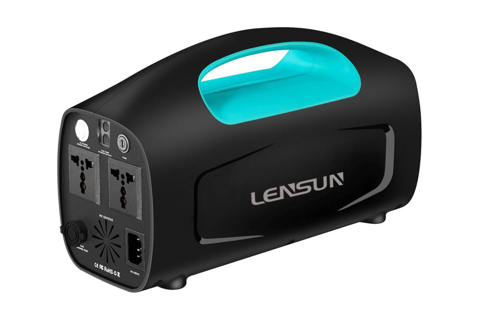 Lensun Portable Energy Power Station Revolutionary Solar