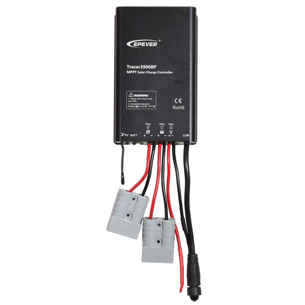 waterproof-20A-MPPT-solar-controller-lensun-solar-panel