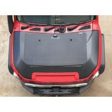 Toyota FJ Cruiser Lensun 105W Flexible Hood Solar Panel