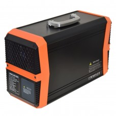 Lensun Portable Power Station 1000W, 1010Wh Portable Solar Generator Lithium Battery Backup Power Inverter with 2 110V AC Outlet, 2 DC, 4 USB for Home and Outdoor Camping Emergency