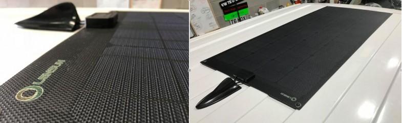 New 100W Flexible Solar