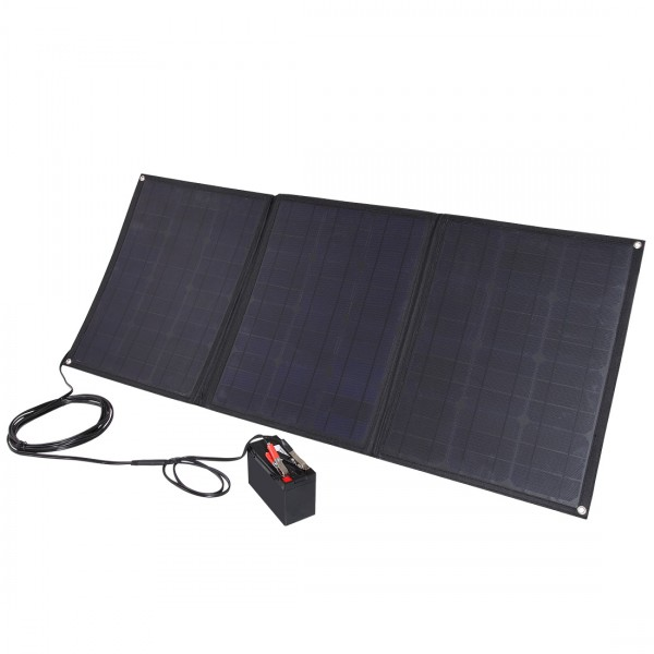 Lensun 100w Solar Charge Power Kit Foldable Portable