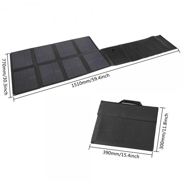 Lensun 100w Etfe Laminated Integrated Laminated Foldable