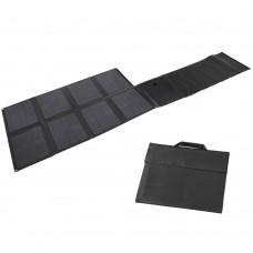 Lensun 100W ETFE Laminated Integrated Laminated Foldable Solar Panel, Waterproof, Durable, Light Weight