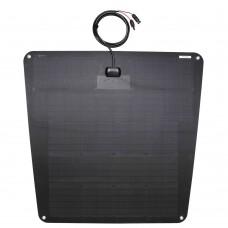 Ford Ranger 2 Gen PJ/PK (2006–2011) Lensun 100W Hood Flexible Solar Panel