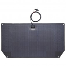 Toyota FJ Cruiser Lensun 120W Flexible Hood Solar Panel