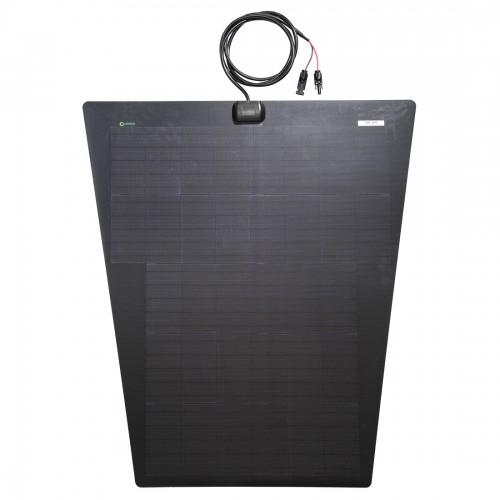 Ford F-150 (2015-Present) Lensun 85W Flexible Hood Solar Panel Charge Battery
