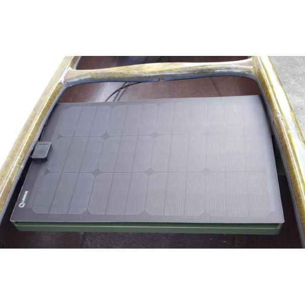 Lensun® 30W 12V Back Flexible Solar Panel Kit With 10A
