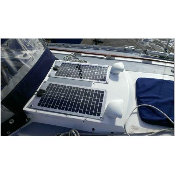 Lensun 174 30w 12v Flexible Solar Panel Super Quality Etfe