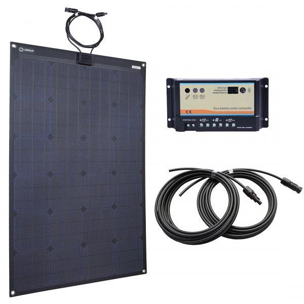 Sika Halter Dachdurchführung Making Things Convenient For Customers 5m Kabel Solar Panel Set 100w Mppt Regler