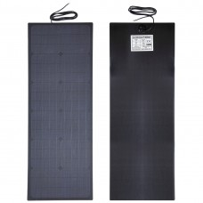 Lensun® 55W 12V Black ETFE Flexible Solar Panel Special size for Kimberley Kamper and Combi Camp