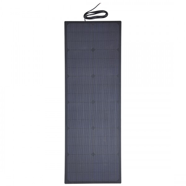 Lensun 174 55w 12v Black Etfe Flexible Solar Panel Special