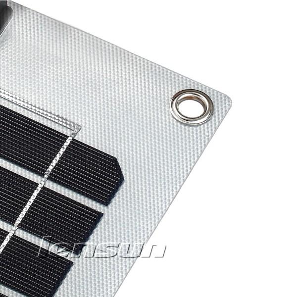 Solar 12v Flexible Flexible Mono Solar Panel
