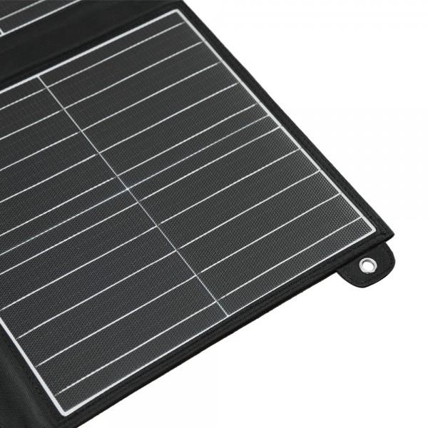 Lensun 360w 12v Portable Solar Blanket Panel Kit With 30a