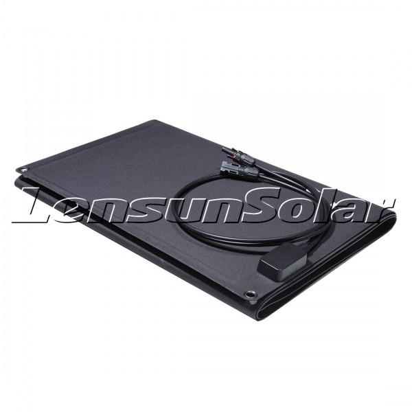 Best Quality Folding Solar Panel Lensun 100w Etfe