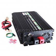 Lensun® 2000W(4000W PEAK) Pure Sine Wave Power Inverter, 12V DC to 120V AC, High Quality