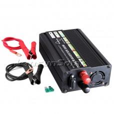 Lensun® 300W(600W PEAK) Pure Sine Wave Power Inverter 12V DC,120V AC, Soft Start Top Quality