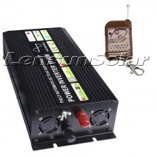 Lensun® 1000W(2000W PEAK) Pure Sine Wave Power Inverter with Remote, 12V DC to 240V AC