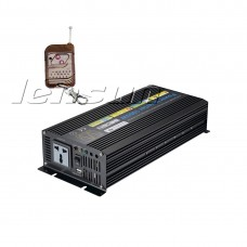 Lensun® 1000W(2000W PEAK) Pure Sine Wave Power Inverter with Remote, 12V DC to 240V AC