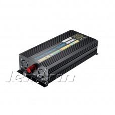 Lensun® High Quality Pure Sine Wave Power Inverter 2500W(5000W PEAK) 12V DC to 120V AC