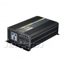 Lensun® 3000W(6000W PEAK) Pure Sine Wave Power Inverter with Remote, 12V DC to 240V AC,Wholesale