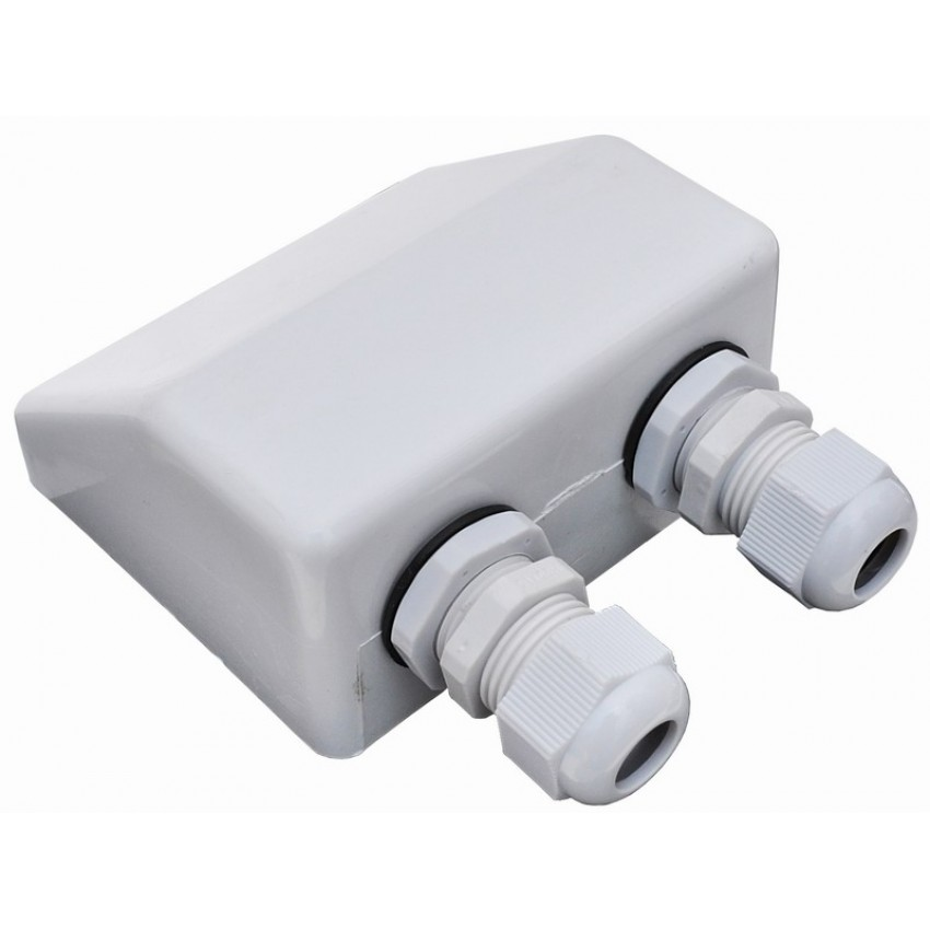 New Roof Solar Panel Cable Entry Gland Double Cable Gland Box For Caravan Boat